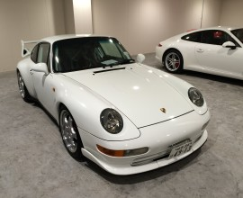 1995 Porsche 911 (993) Carrera RS/Club Sports (RSR)