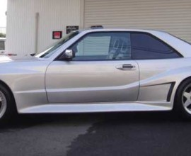 1988 Mercedes Benz 560SEC Koenig Specials