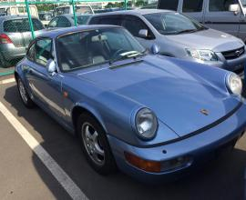 1991 Porsche 911 (964) Carrera 2 in Horizon Blue Metallic!