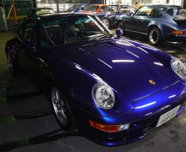 1994 Porsche 911 (993) Carrera 2, manual trans!