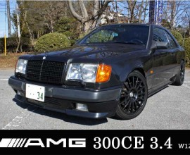 1995 Mercedes Benz 300CE AMG 3.4 Coupe