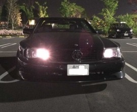 1994 Mercedes Benz SL500 KOENIG SPECIALS widebody
