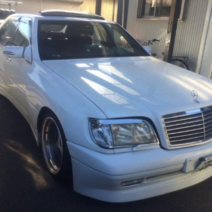 1992 Mercedes Benz S600 Koenig Specials