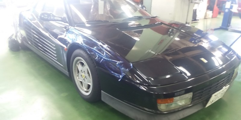 1991 Ferrari Testarossa, US Legal!