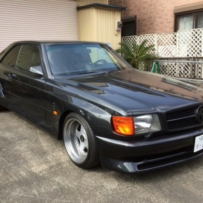 1990 Mercedes Benz 560SEC Koenig Specials Supercharged!