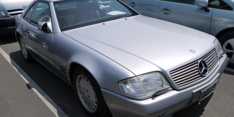 1992 Mercedes Benz 500SL, only 57,000km