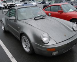 1987 Porsche Carrera 3.2 modified Turbo look