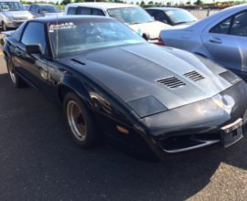 1992 Pontiac Trans AM GTA