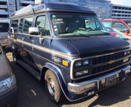 1994 Chevrolet G20 conversion van