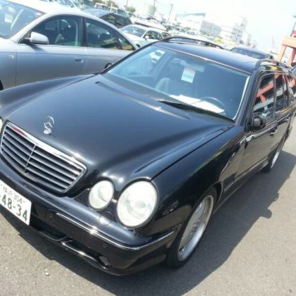 Mercedes Benz W210 E320T wagon