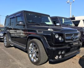 Mercedes Benz G55 AMG Kompressor