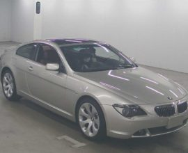 New vehicle in stock: 2004 BMW 645CI, stunning!
